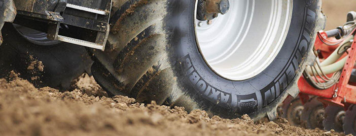 Reducing the impact of tires during use